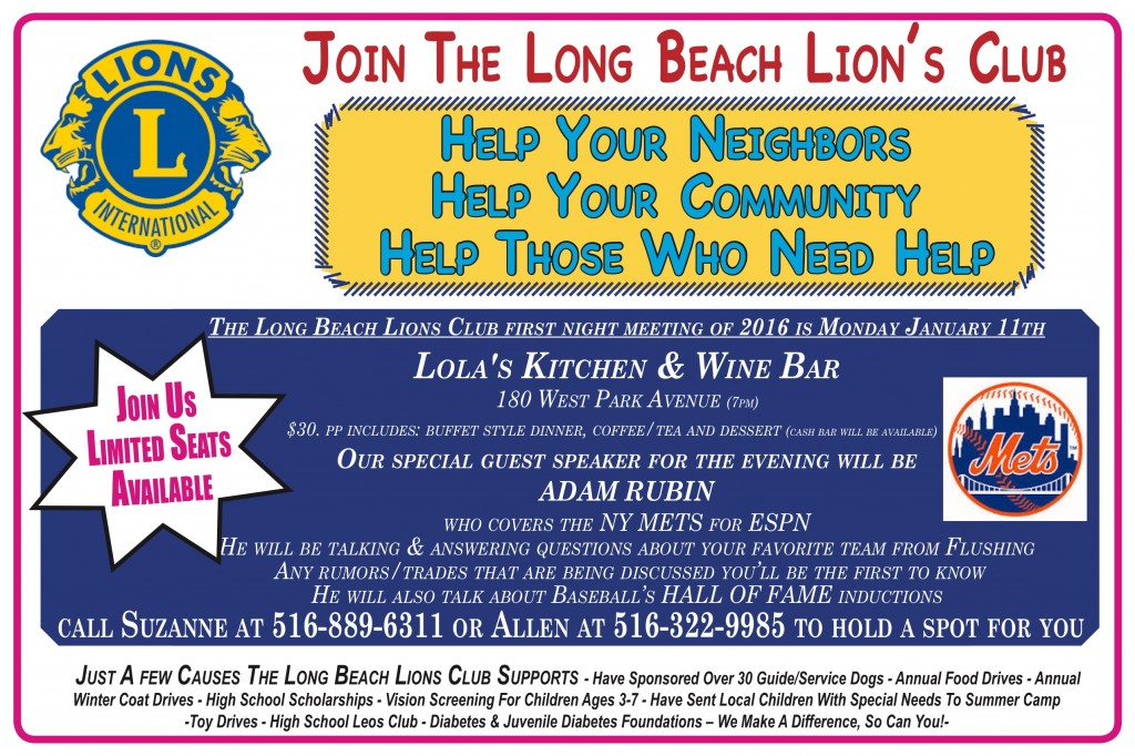 LB Lion's Club ad 1.7.16 LI Tribune color